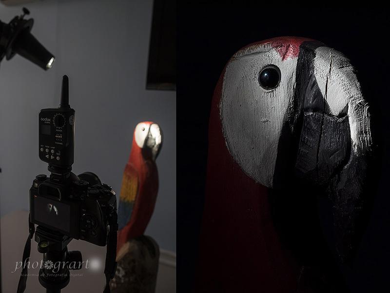 Curso de Iluminación Fotográfica (CIF)